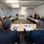 Retour en image sur la conférence de presse de Global ID à l'EPFL Innovation Park
